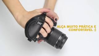 Alça de Mão p/ Câmeras DSLR - HS-M