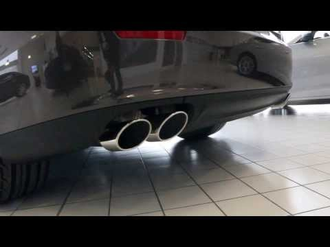 Maserati Ghibli : sonorité moteur 3.0 V6 Diesel