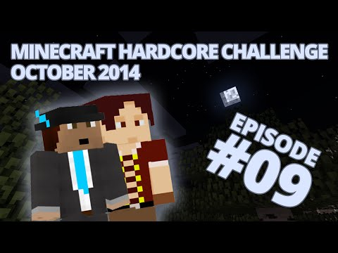 Minecraft - Haunted Mansion Challenge - MHC - Day 09