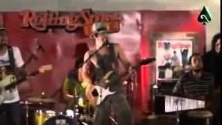 Cozy Republic - Hitam Putih (Live) at Rolling Stones
