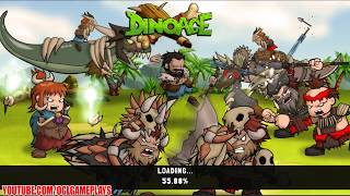Caveman Questions : Dinoage: prehistoric caveman and dinosaur strategy! questions