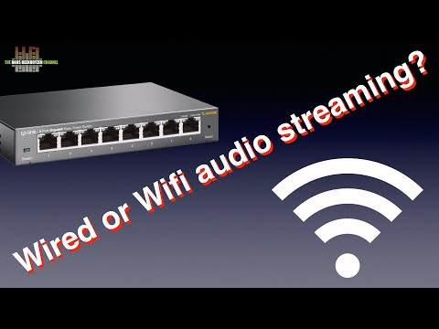 Wired Or Wifi Audio Streaming?
