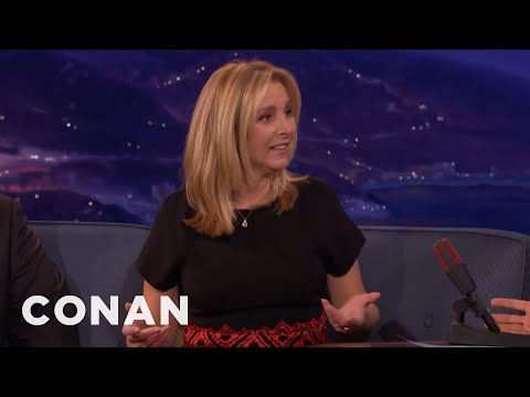 Lisa Kudrow: I Would Never Attend FriendsFest   CONAN on TBS