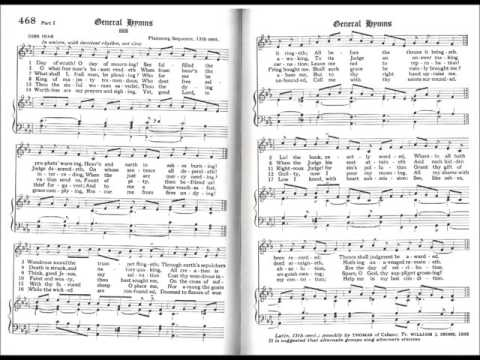 Day of Wrath! O Day of Mourning! (Dies Irae)