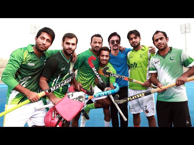 Behind the Scene Pakistan Hockey  League - Ahmed Afridi