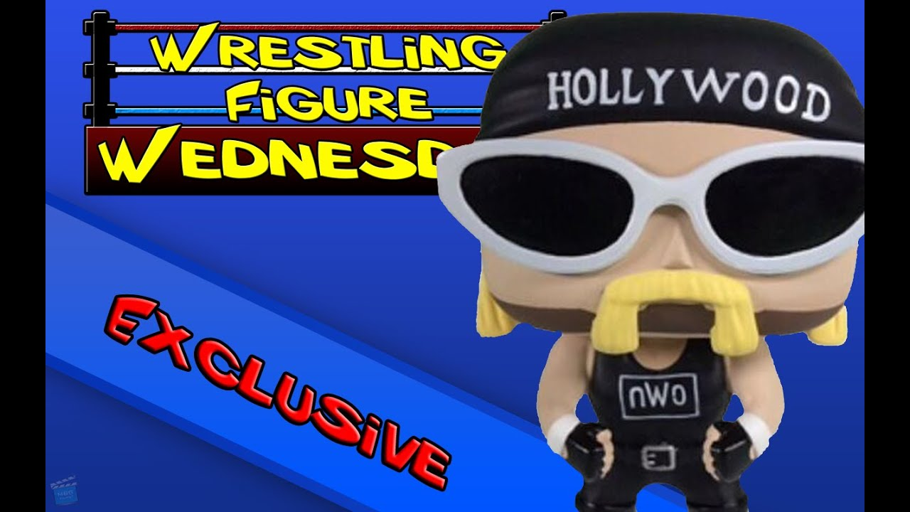 nwo hulk hogan funko pop