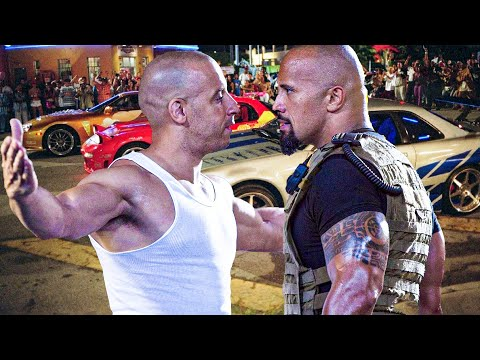 FAST & FURIOUS 9: Dwayne Johnson vs. Vin Diesel Feud Over?