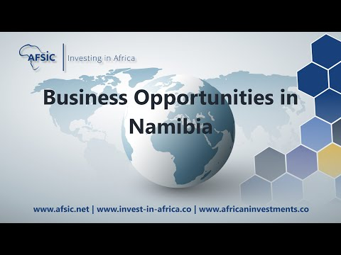 Business Opportunities in Namibia