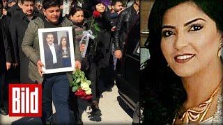 Opfer von Zwangshochzeit - Shilan wird zu Grabe getragen