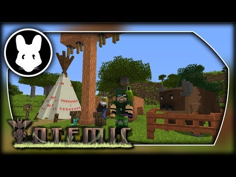 Totemic is a great little magic/music mod for early to mid