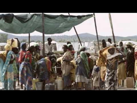 Mattafix - Living Darfur (With Intro By Fergie)