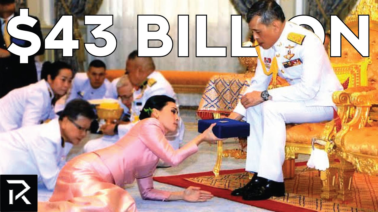 How The King of Thailand Spends His Billions