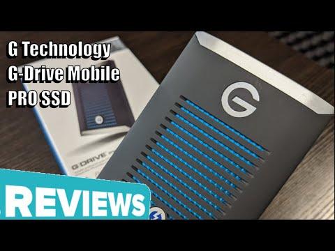 G-Tech G-Drive Mobile Pro SSD Review