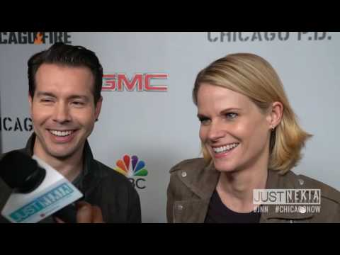 #OneChicagoDay Red Carpet Recap For Chicago Fire, PD, Med & Justice