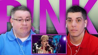 "Baixar P!nk Reaction | ""Whatever You Want"" (with Sweet Phil)"