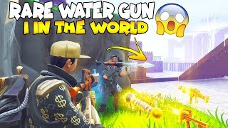 Raging Scammer Loses Rare Water Gun 😱 Must Watch (Scammer Gets Scammed) Fortnite Save The World