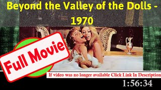 Beyond the Valley of the Dolls (1970) | 33537 *FuII* zhlorz