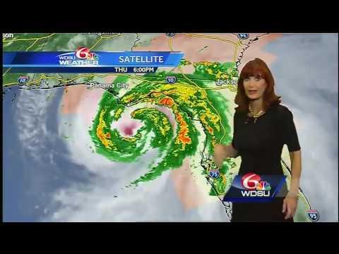 Thursday Night: Hurricane Hermine