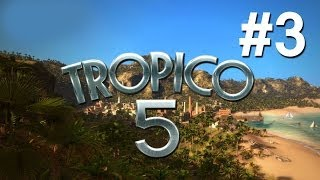 Tropico 5 Walkthrough Part 3 - THE US IS COMING - Cayo de Fortuna
