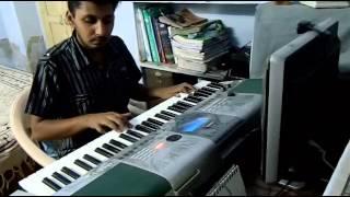 jeena isi ka naan hai(Kisi ki muskurahaton pe) piano cover