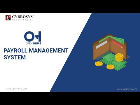 Payroll Management System - Open HRMS