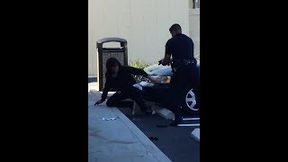 Video Shows Huntington Beach Police Officer Shooting Man Outside 7-Eleven