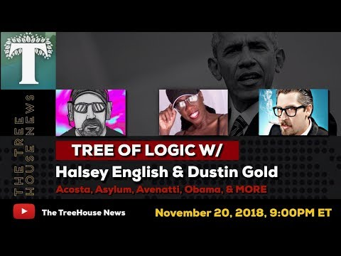 Acosta, Asylum, Avenatti, Obama and More with Halsey and Dustin
