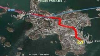 How to track a mobile phone on google earth.