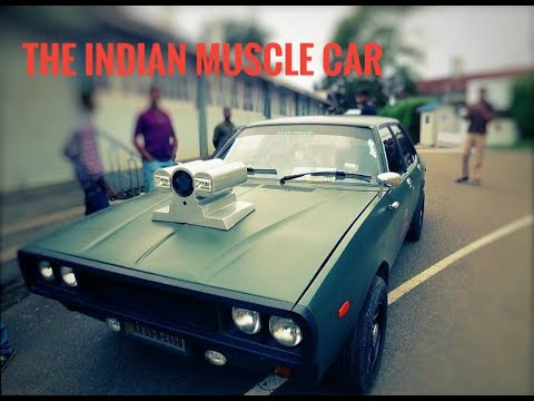 Hindustan Contessa - The Muscle car of India | in Tamil with Subtitles