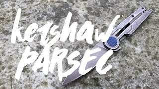 Star Wars Inspired? | Kershaw Parsec Folding Knife Review