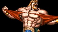 Saturday Night Slam Masters (SNES) Playthrough - NintendoComplete