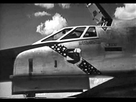 Convair B-58 Hustler Promo Film - 1960
