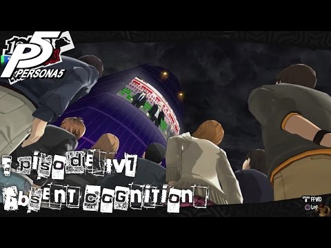 Persona 5 - Episode 47 Absent Cognition