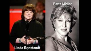 Video Bette midler & Linda Ronstadt - Sisters (HD) download MP3, 3GP, MP4, WEBM, AVI, FLV Juli 2018