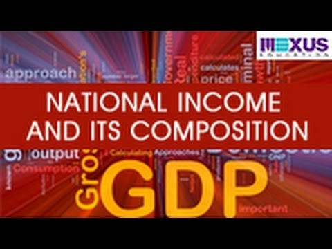 National Income and its Composition - YouTube