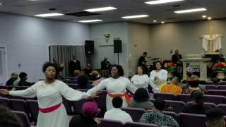 Immediately by Tasha Cobbs - Praise Dance by Garments @IWC