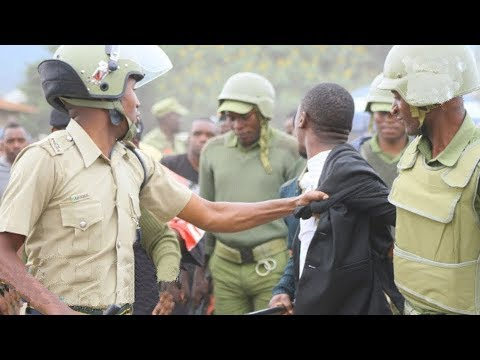 BREAKING: Zitto Kabwe Kakamatwa, Sakata la Mauaji!