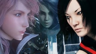 Girls of Gaming! (GMV) Power ft. Stormzy - Little Mix