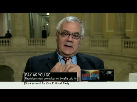 CNN: Barney Frank: GOP concern for deficit a