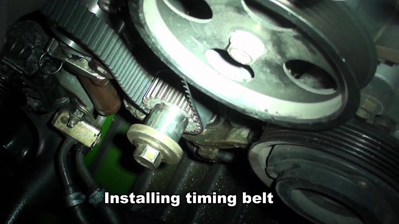 Lexus timing beltwater pump YouTube – Lexus Gs430 Engine Diagram