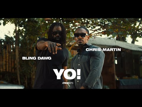 Bling Dawg & Christopher Martin - YO! (produced by Damian Marley) OFFICIAL VIDEO