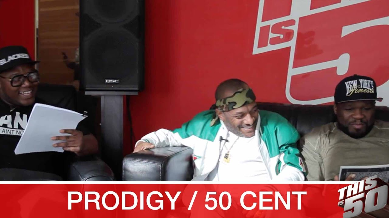 Prodigy Speaks on New Prison Cookbook, Life In Jail, Teaching Havoc To Make Beats & 50 Cent Walks In