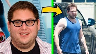 10 Transformaciones Increíbles De Actores De Hollywood