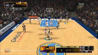 NBA 2K13 My Team - One Of The BEST Alley-oops I Ever seen