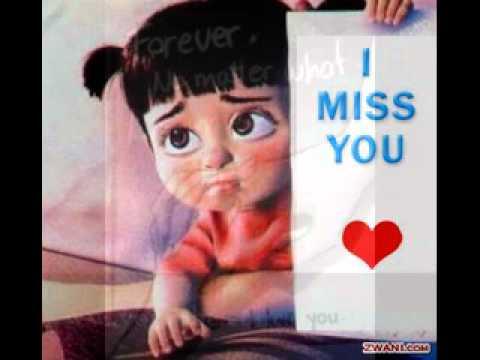 i miss u \