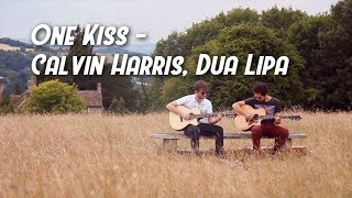 One Kiss - Calvin Harris, Dua Lipa | Lewis & Dav ACOUSTIC FUNK COVER