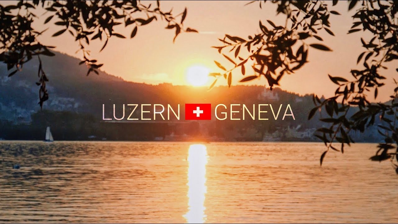 Райская Швейцария. Путешествие Люцерн + Женева. Гора Пилатус.