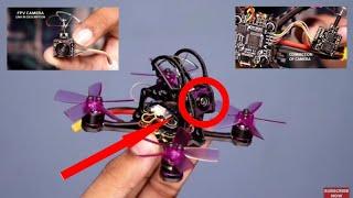 Cara membuat Drone Balap atau merakitnya  dengan kamera ( Quadcopter ) mudah