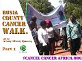 Ep 23 - Rural Africa Cancer Road Walk