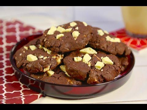 #وجبات_15_ثانية | كوكيز بالشكولاتة - Chocolate Cookies